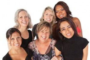Happy-Group-of-Women